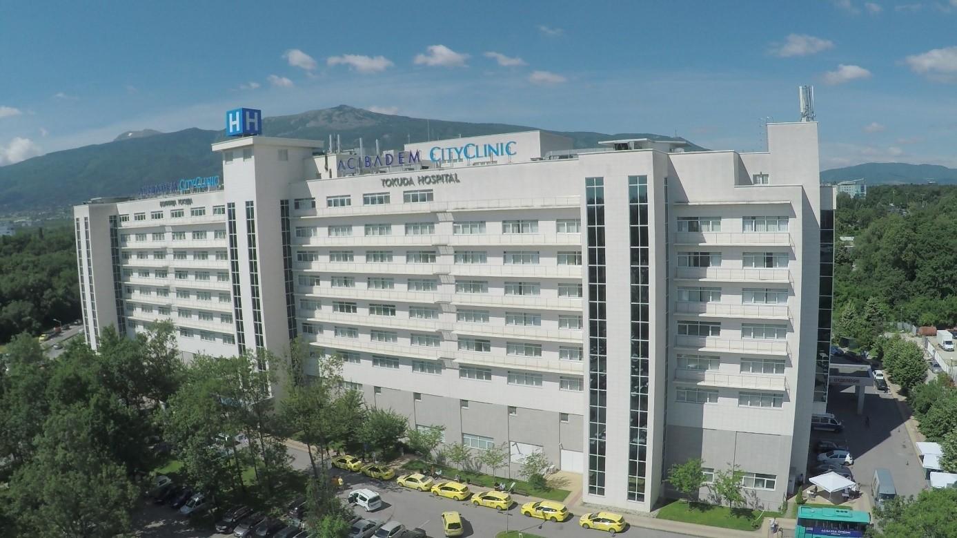 Acibadem City Clinic Tokuda Hospital